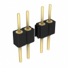 Rectangular Connectors - Headers, Male Pins -- 800-10-027-10-002101-ND -Image