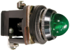 30mm Metal Pilot Lights -- PLB6LB-110 -- View Larger Image