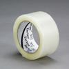 3M Tartan 302 Clear Standard Box Sealing Tape - 72 mm Width x 100 m Length - 1.6 mil Thick - 24896 -- 051115-24896