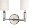GLACIER WALL SCONCE -- 6122