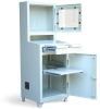 Top View Computer Cabinet for LCD Screen -- 26-CC-LCD-240-1SOS-RK