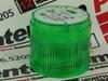 STROBE LIGHT FLASHING GREEN -- XVAC431
