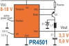 Step-Up Converter -- PR4501