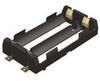 SMT Holder for Dual 18650 Batteries -- 1048