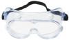 334 Chemical Splash Goggles > FRAME - Clear > LENS - Clear > UOM - Each -- 40660-00000