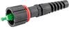 IP68 Rated SC Connector, SMF, APC, 4.8mm Crimp Sleeve, no Dust Cap -- FOC-IPSCSA-48N