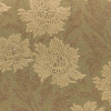 Floral Puff Chenille Fabric -- K-Marinelle - Image