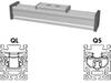 Non-Driven Internal Roller Guide -- QLR 60