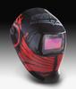 3M Speedglas 100 Welding Helmets with Variable Shade Filters - Tribal Helmet 100 > UOM - Each -- 07-0012-31TR
