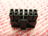 PLUG & SOCKET CONNECTOR, RCPT, 12POS, 3MM; SERIES:MICRO-FIT 3.0; NO. OF POSITIONS:12; PITCH SPACING:3MM; FOR USE WITH:MICRO-FIT 3.0 CRIMP SOCKET TERMI -- 430251200