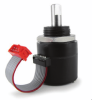 Rugged & Sealed Joystick With Integrated Rotary Encoder And Pushbutton -- 60AR - Image
