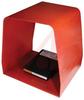 FOOT SWITCH, PCFS-3M SERIES, W/GUARD, BLACK/RED, SPDT,MOM.,NOCA.,IP43 -- 70156779