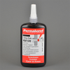 Permabond HM128 Anaerobic Threadlocker Adhesive Red 250 mL Bottle -- HM128 250ML BOTTLE