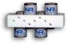 3-Way Valve w/ Integral Luer Lock -- CSAT032 -- View Larger Image
