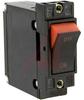 Circuit Breaker;Hyd/Mag;Rocker;Cur-Rtg 10A;Panel;1 Pole;Vol-Rtg 277/80VAC/VDC -- 70131493 - Image