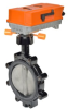 Butterfly Valve -- F6200L+PRXUP-3-T-200 -- View Larger Image