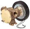 11870 Bronze Pedestal Pump -- 11870-0005 - Image