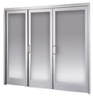 Manual Bi-directional Swing Door with Bi-fold Function -- ICU1200