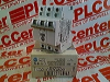 1492 ENERGY LIMITING MINIATURE CIRCUIT BREAKER, 3 POLES, MAGNETIC TRIP RANGE 6...10 X RATED CURRENT (AC), 2.0 A -- 1492CB3G020