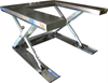 Stainless U-Lift Table -- LPBLU-30-SG