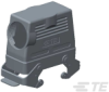 Rectangular Connector Hoods & Bases -- T1270165129-000 -Image