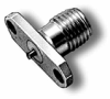 RF Coaxial Panel Mount Connector -- 5208-1CCSF -Image