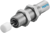 Pneumatic shock absorber -- YSR-5-5-C -Image