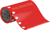 Brady B-946 Red Vinyl Self-Adhesive Pipe Marker - 41599 -- 754476-41599