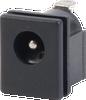 2.5 mm Center Pin Dc Power Connectors -- PJ-009B - Image