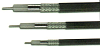 Mobile Solutions low-loss coaxial cable -- MS-100