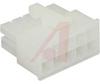 PLUG HOUSING-PANEL MOUNT;94V-0;6 CIRCUITS -- 70190823 - Image