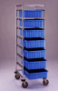 Adjustable Tote Cart -- 2080-50 -- View Larger Image