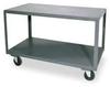High Deck Portable Table,3 Shelves -- HMT-3048-3-95