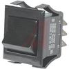 Switch, Rocker, DPDT,ON-ON -- 70128619 - Image
