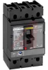 Circuit Breaker, Molded Case, 3 Pole, 250 A, 600VAC/250VDC, Unit Mount, Lug -- 70060599 - Image
