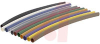 HEAT SHRINK TUBING, IRRADIATED FLEXIBLEPOLYOLEFIN, 2:1 RATIO, MIL-I-23053B/5 -- 70000545