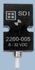 P-Cap Analog Accelerometer Module -- 2260-002 - Image