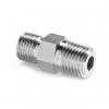 """1/4"""" male NPT x male Quick-test XT Adapter, S.S. -- XTHA-2MS0 -- View Larger Image"""