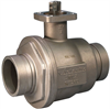 Super Duplex Stainless Steel Ball Valve -- Series 726D
