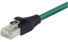 Shielded Category 5e Extreme High Flex Ethernet Cable, RJ45 / RJ45, 2.0 ft -- T5A00010-2F -Image