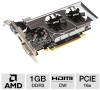MSI R6570-MD1GD3 LP Radeon HD 6570 Video Card - 1GB, DDR3, P -- R6570-MD1GD3 LP