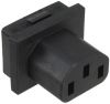Power Entry Connectors - Inlets, Outlets, Modules -- 486-3506-ND -Image