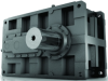 Helical Industrial Gearboxes -- Series G