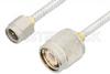 SMA Male to TNC Male Cable 12 Inch Length Using PE-SR402FL Coax -- PE33928-12 -Image