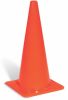 Orange Traffic Cone -- PLS1083