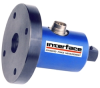 Square Flange Style Reaction Torque Transducer -- Model TS16 - Image