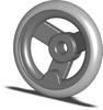 Cast Iron Hand Wheel w/o Handle - 80 mm - Reamed - 10 mm -- 06271-0315X30