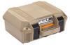 Pelican V100 Vault Case with Foam - Tan | SPECIAL PRICE IN CART -- PEL-VCV100-0020-TAN - Image