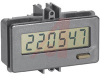 Counter; Miniature Electronic; 12 VDC; Bipolar; Red Backlit LCD; 6; 0 to 999999 -- 70031174