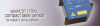 optoNCDT Compact Laser Sensor -- ILD1700-50LL
